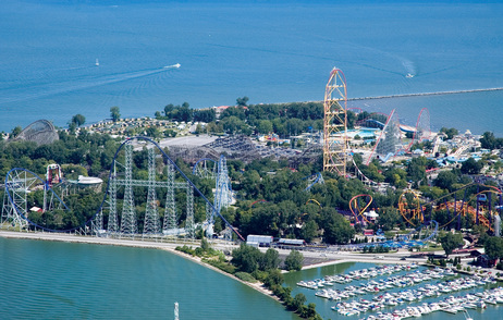 Cedar Point Sandusky, Ohio