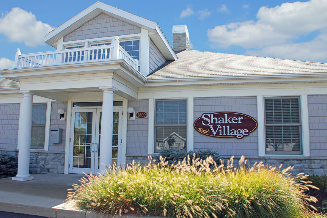 Shaker Village Rentals Leasing Office